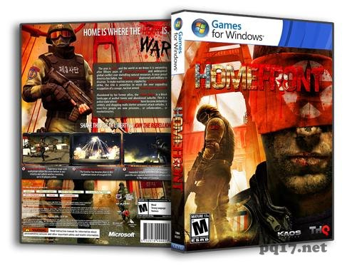Homefront (2011/PC//Eng+Rus/Rip by VITOS)//