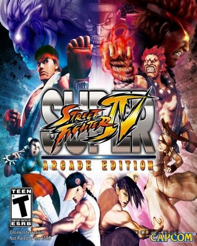 Super Street Fighter 4: Arcade Edition [v.1.0.0.1] (2011/RUS/ENG/Repack)