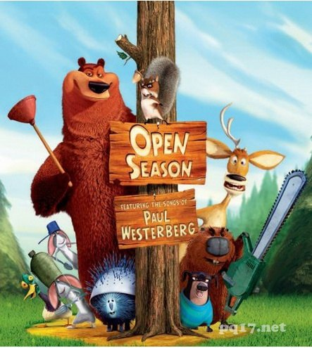 Open Season (2006) PC | RePack от R.G. Creative