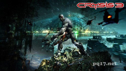 Crysis 3 (Patch/Crack/1.2) 2013  [RELOADED]