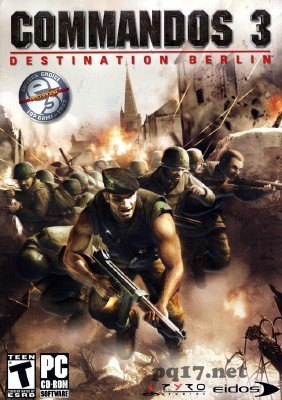 Commandos 3: Destination Berlin (2003/RUS/RePack)