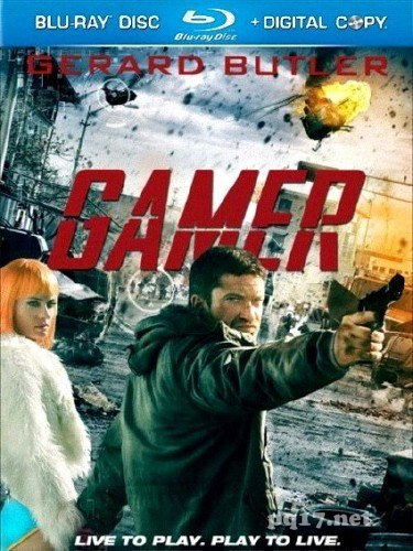 Геймер / Gamer (2009) BDRip 720p / HDRip