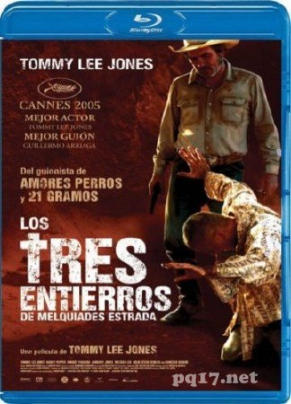 Три могилы / The Three Burials of Melquiades Estrada (2005) HDRip