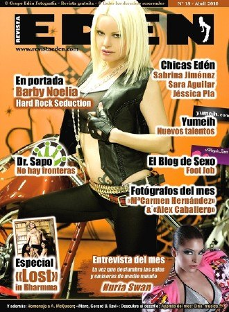 Revista Eden - Abril 2010